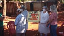 Prefeitura leva saúde bucal para indígenas na saída para Aquidauana