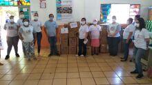 ONG que atende mulheres vítimas de violência produz e doa 60 mil máscaras em Campo Grande