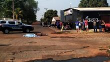 Menino de sete anos morre após ser atropelado por caminhão-pipa em Nioaque