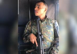 Soldado da FAB morre em acidente de moto na Vila Nhanhá