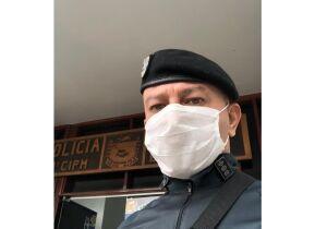 'A ação dele não se justifica e vai responder como tal', dispara comandante de Bonito sobre agressão