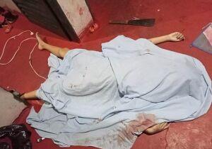 Homem mata adolescente para defender enteado de 7 meses