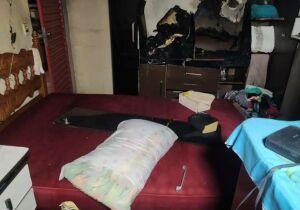 Morre idoso que incendiou casa e matou mulher no Tarsila do Amaral