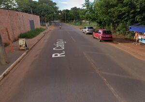 Perseguição com troca de tiros termina com morte de ladrão no Jardim Canguru