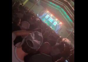 Campo-grandense 'cag**' para a covid e 15 mil se aglomeram em show sertanejo