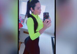Vídeo: um mês antes de ser morta, Eliane publicou desabafo sobre relacionamento abusivo