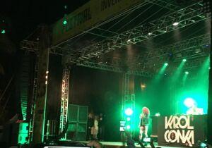 No paredão hoje, Conká humilhou cantora de MS em festival de Bonito