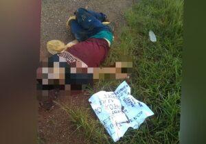 Jovem sequestrado é achado com rosto crivado de balas e mão decepada na fronteira