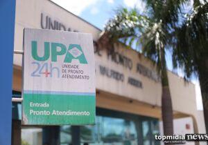 Ladrão leva tiro na bunda após assalto e acaba preso em UPA de Campo Grande