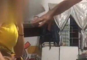 Padrasto deixa mulher dormindo no quarto e abusa de enteada no Taveirópolis