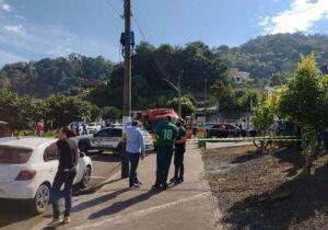 Rapaz com facão faz mães ficarem desesperadas em creche de Campo Grande