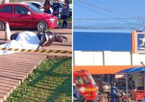 Mãe e filha são assassinadas em Ponta Porã