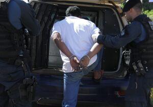 Polícia prende estuprador do Vida Nova II após força-tarefa