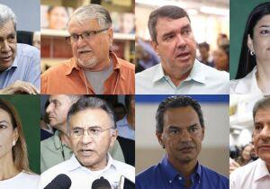 Em MS, ao menos oito políticos são cotados para sair ao governo em 2022