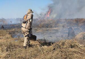 Entre resgates e socorros, Corpo de Bombeiros atuam em mais 7 mil incêndios em MS