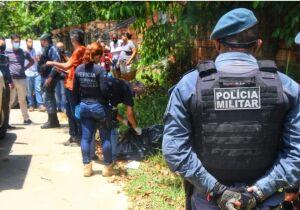 Campo-grandense é encontrado esquartejado em sacos de lixo em Manaus