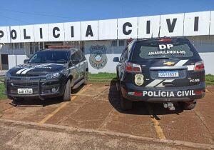Motorista de transporte escolar é preso por estupro de crianças em Anaurilândia
