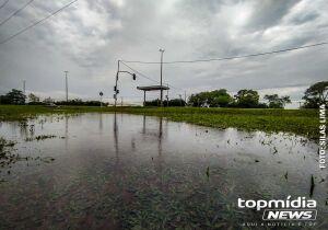 Domingo promete mais tempestades e baixas temperaturas em MS