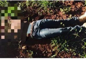 Corpo é encontrado na fronteira com bilhete: '3 meninas inocentes, que exemplo PJ'