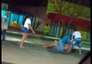 Vizinho não gosta de música e parte para briga contra grupo no Jardim Colúmbia