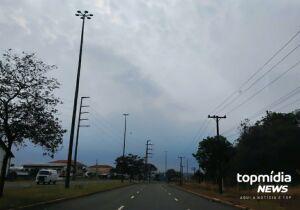 Variação de sol e pancadas de chuva são previstos para domingo em MS