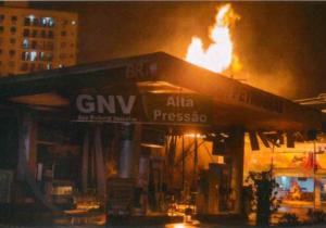 Após polêmica com ciclistas, Sinpetro esclarece regras de postos de gasolina