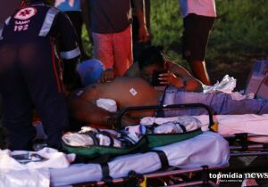 Pedreiro é morto a tiros após briga em fazenda perto de Campo Grande