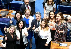 Senadoras de MS fazem de tudo para aprovar PEC da segunda instância