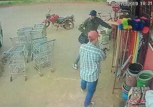 VÍDEO: assaltantes mortos tinham envolvimento com facção criminosa