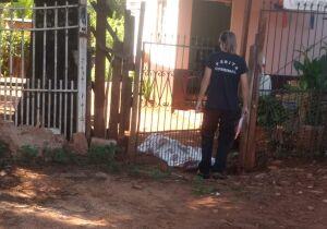 Homem é assassinado a tiros enquanto carpia quintal no Colibri
