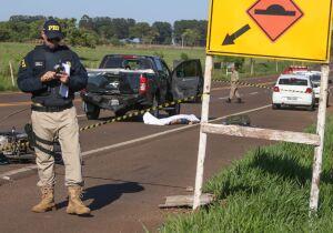 Soldado do Exército morre em acidente na BR-060