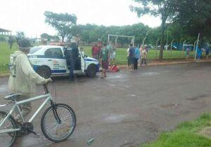 Menina de três anos espancada por homem nas Moreninhas segue em estado gravíssimo