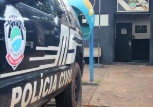 Homem é preso por ameaçar a ex-mulher com faca e botar fogo na residência em Bataguassu