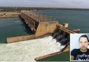 Pá de turbina cai e mata mecânico dentro de usina em Três Lagoas