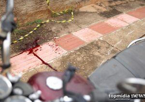 Motociclista é executado em plena luz do dia enquanto seguia para o trabalho