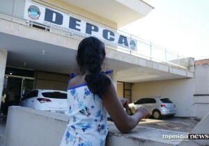 Pai estupra e filma criança de 7 anos e abandona filhos no Tijuca
