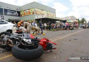 Motociclista que matou idosa no Tiradentes já foi preso e confessou 'série de arrastões'