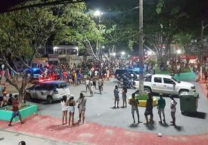 Homem é morto a tiros e três são baleados durante festividade de Carnaval
