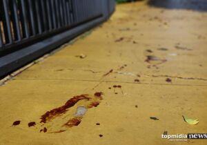 Jovem é baleado por motociclista na Moreninha III