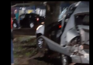 Mulher que morreu em acidente entre carros tinha 32 anos