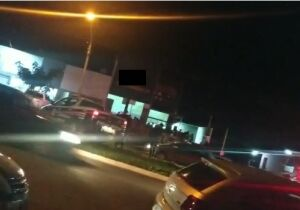 VÍDEO: PM acaba com música ao vivo e aglomeração em conveniência no Tijuca