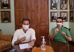 Marquinhos Trad desabafa: 'seis bairros ignoraram isolamento social em Campo Grande'