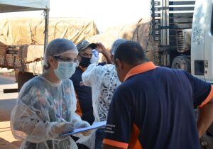 """Primeiro paciente infectado em Anastácio desabafa: """"Eu não queria ser o primeiro"""""""