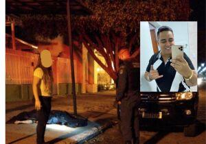 Jovem é executado a tiros de fuzil e pistoleiros fogem após crime