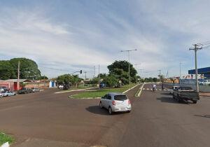 Homem é encontrado morto após ser atropelado por Saveiro e moto na Fábio Zahran