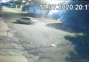 """VÍDEO: motorista que matou namorada """"voava"""" pelas ruas do Cabreúva; veja o momento do acidente"""