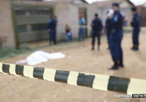 Homem é morto no Itamaracá e moradores 'entregam' autor do crime para PM