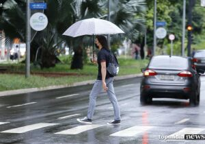 Finalmente! Previsão aponta chegada de chuva neste fim de semana em MS
