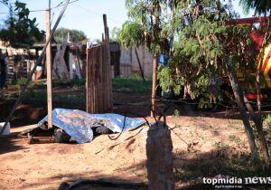 Mulher cansa de apanhar e mata marido com facada após discussão em Campo Grande