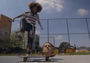 Futebol com 'cabeça' de Bolsonaro choca deputados de MS: 'ato criminoso'